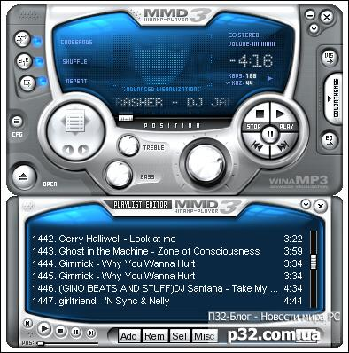 Winamp 5.66 - русская версия аудиопроигрывателя для Windows. Winamp скачат